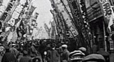 100年前の日本の映像