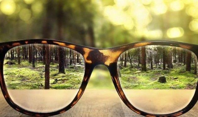 視力の悪い人の視界と動体視力