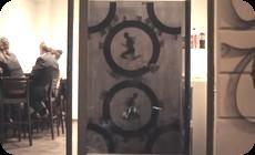 戸に付けるアニメーション