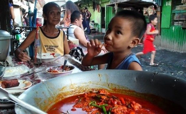 フィリピンのパクパク