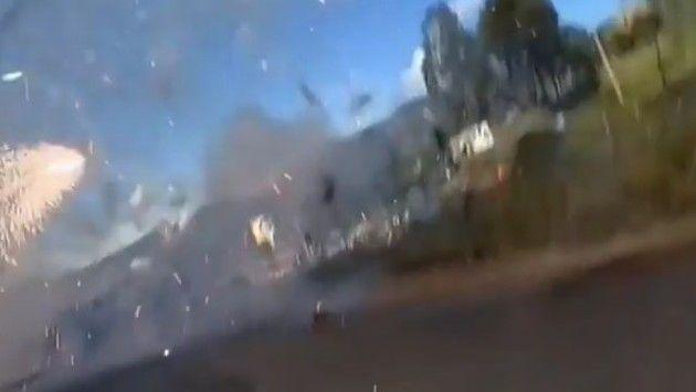 コロンビアの花火工場の爆発