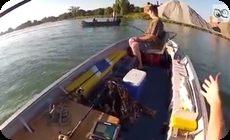 魚を殺す釣り人