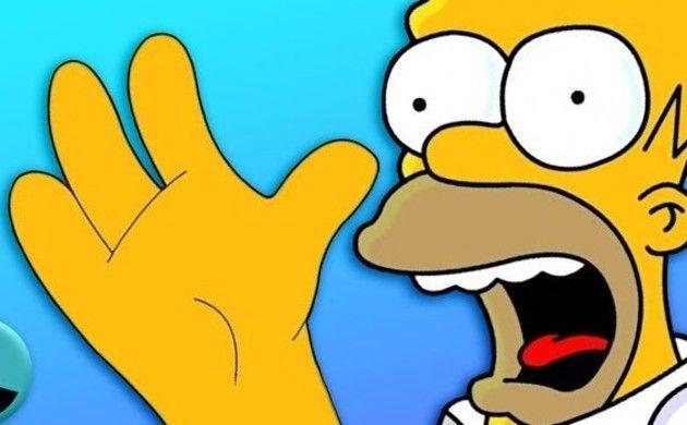 カートゥーンの指は4本