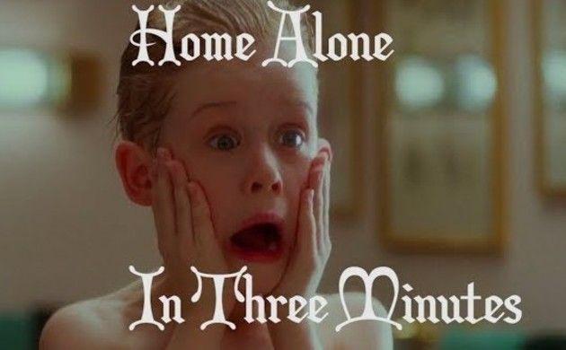 3分で分かるホームアローンとアカペラ