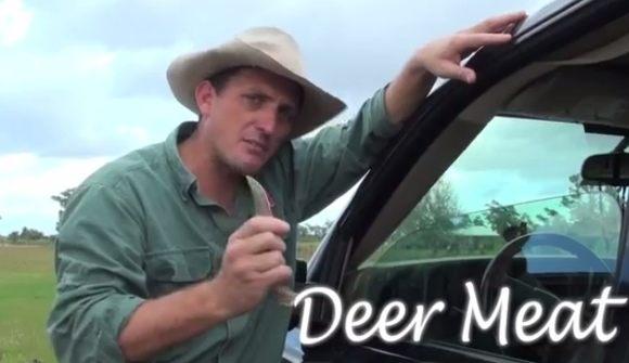 車の窓でナイフを研ぐ方法