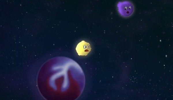 とある惑星の引力