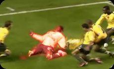 サッカーのCG映像など (1)