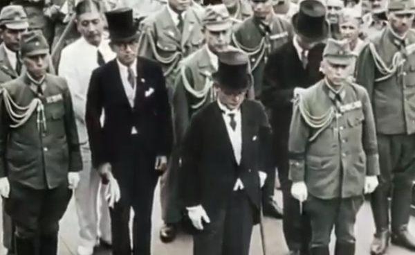 第2次世界大戦のカラー映像
