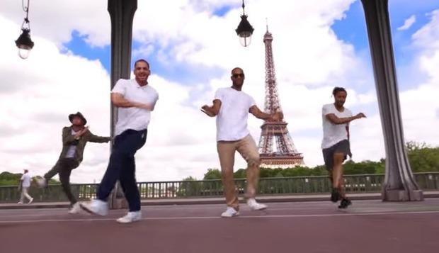 世界中でマイケルジャクソンダンス