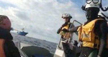 「頑張れ海上保安庁。辺野古抗議船に体当たりして止めるGJ動画が公開される。」 ほか