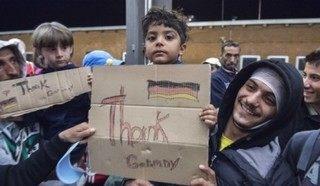 難民受け入れをしたドイツ