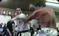 ブラジリアン柔術対決