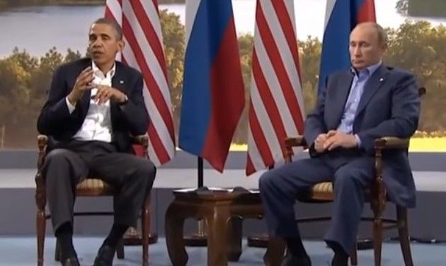 プーチンはオバマよりもトランプが好き