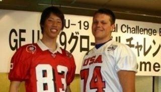 日本人とアメリカの人の身長