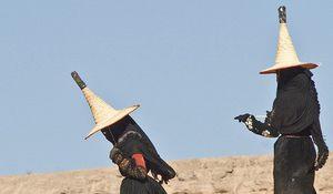 イエメン、中東の民族衣装