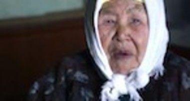 津軽弁のおばあちゃん