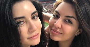 ロシアとサウジアラビア美女の違い