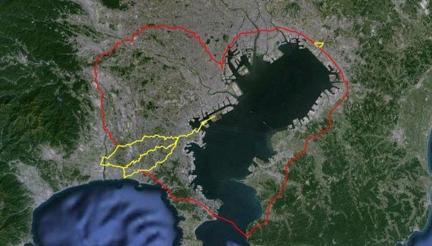 【動画】 GPSを使って「愛のメッセージ」を描いた日本人男性!! ギネス記録