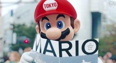 リオオリンピックのマリオ海外の反応