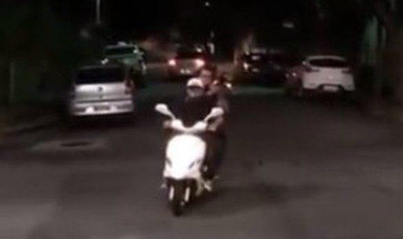 トロンボーンバイク