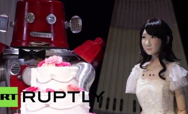 ロボットの結婚式 (1)