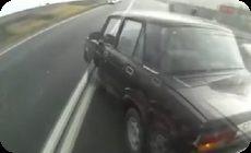 交通事故からの奇跡の生還