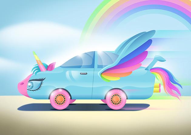 子供が考えた未来の車をリアルに (2)