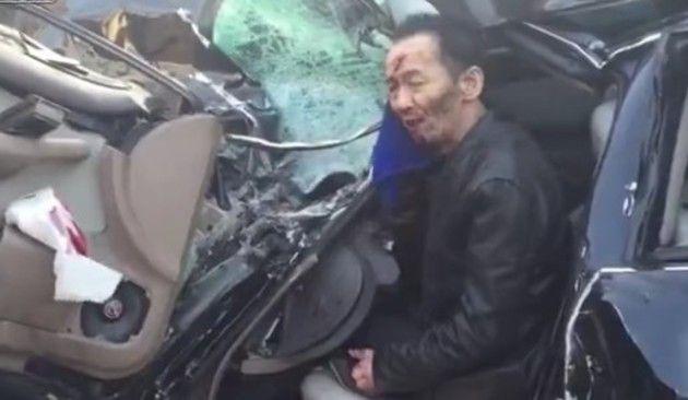 交通事故を起こした人にインタビュー