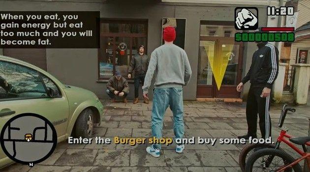 GTAの実写マネ