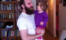 パパの御髭