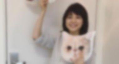 石田ゆり子がネコグッズに嵌る