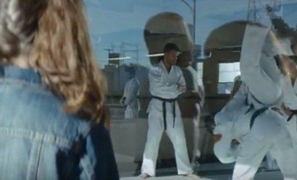UFC女子のプロモーションビデオ