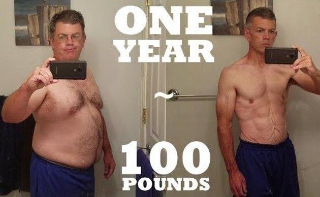 ダイエットして凄く痩せた人