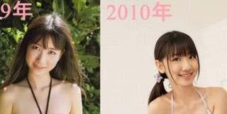 AKB48の整形疑惑、画像比較検証 (1)