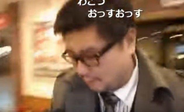 すき屋を最速で食べる男