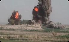 ドラクエの町みたいな町が一瞬で爆破して消滅 (1)