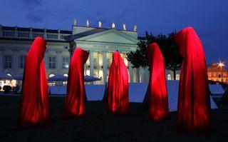 時の守護者、赤いローブ、死神