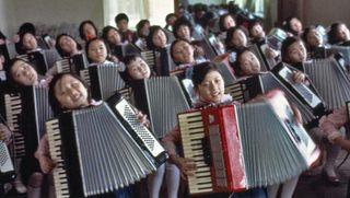 北朝鮮の写真