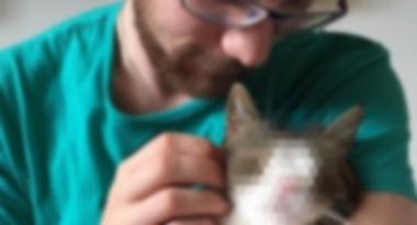 ダウン症の猫やその他動物
