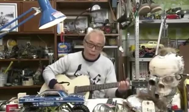 所さんのギター教室