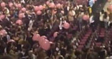 アリアナ・グランデのライブで爆発事故