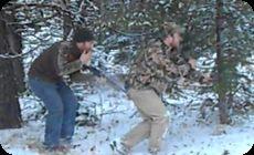 クリスマスツリー狩り
