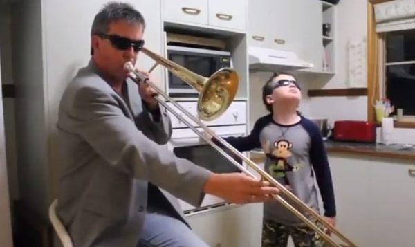 父と息子のキッチンバンド、リミックス