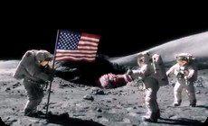 月面のCM