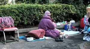 東京のホームレスに対する海外の反応