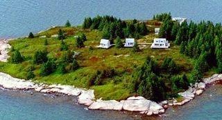 2億円くらいの無人島を買う