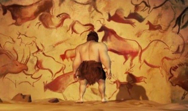 人類最古の壁画