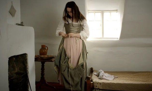 アーミッシュみたいな古い服装
