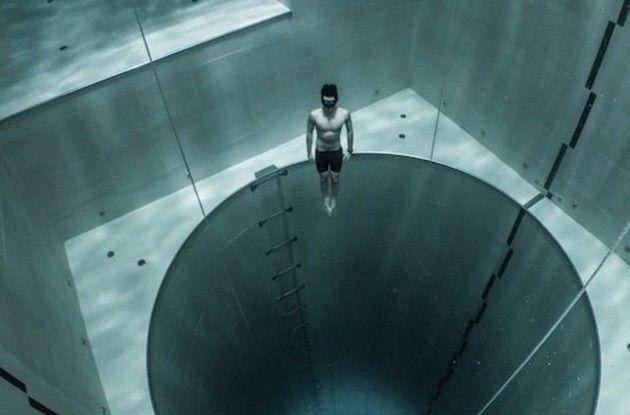 ギョーム・ネリーの再深度プールへの挑戦
