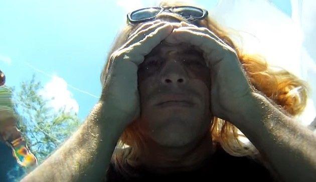 水の中を見る方法